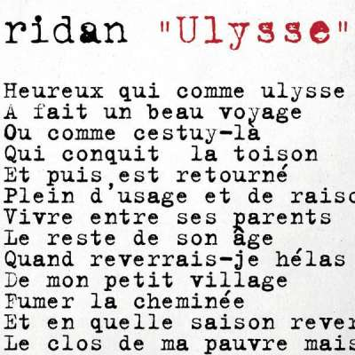 Ridan - Ulysse