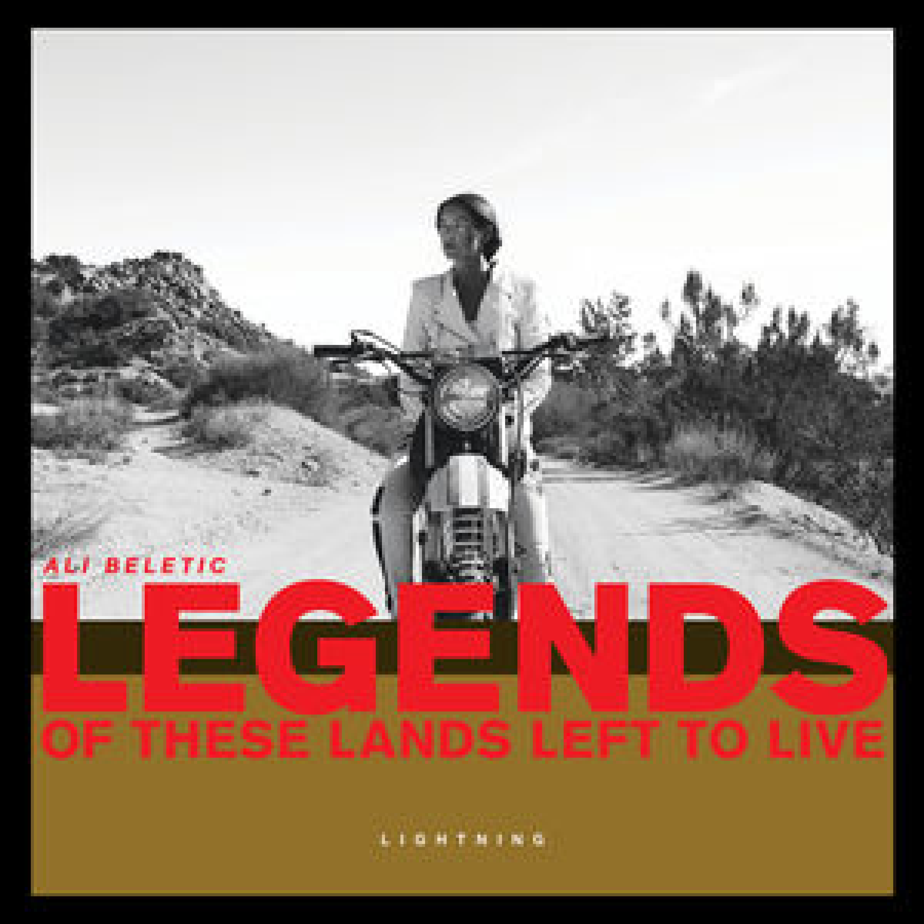 Album: Legends Of These Lands Left To Live
