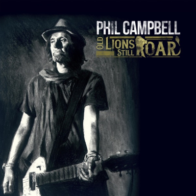 Phil Campbell - Swing It (feat. Alice Cooper)