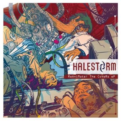 Halestorm - Hunger Strike (Temple of The Dog cover)