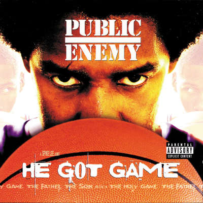 Public Enemy, Voices Of Shabach Community Choir Of Long Island, Stephen Stills - He Got Game