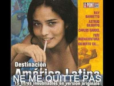 Yuri Buenaventura - Ne me quitte pas :  Youri Buenaventura.