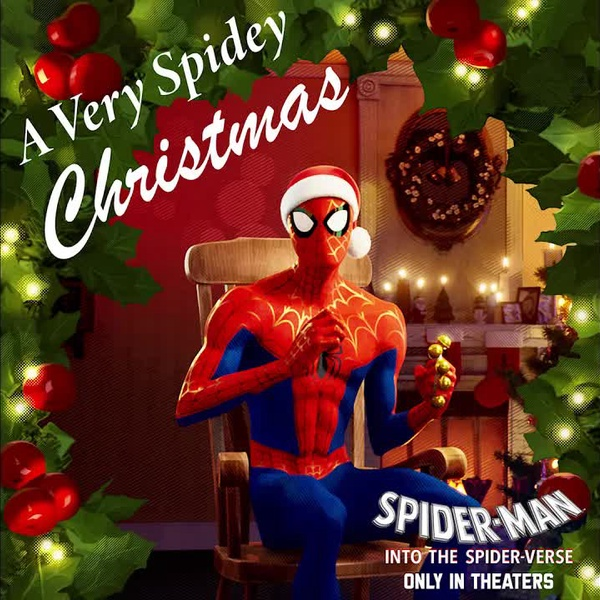 Sony Pictures Animation - Spidey Bells | A VERY SPIDEY CHRISTMAS
