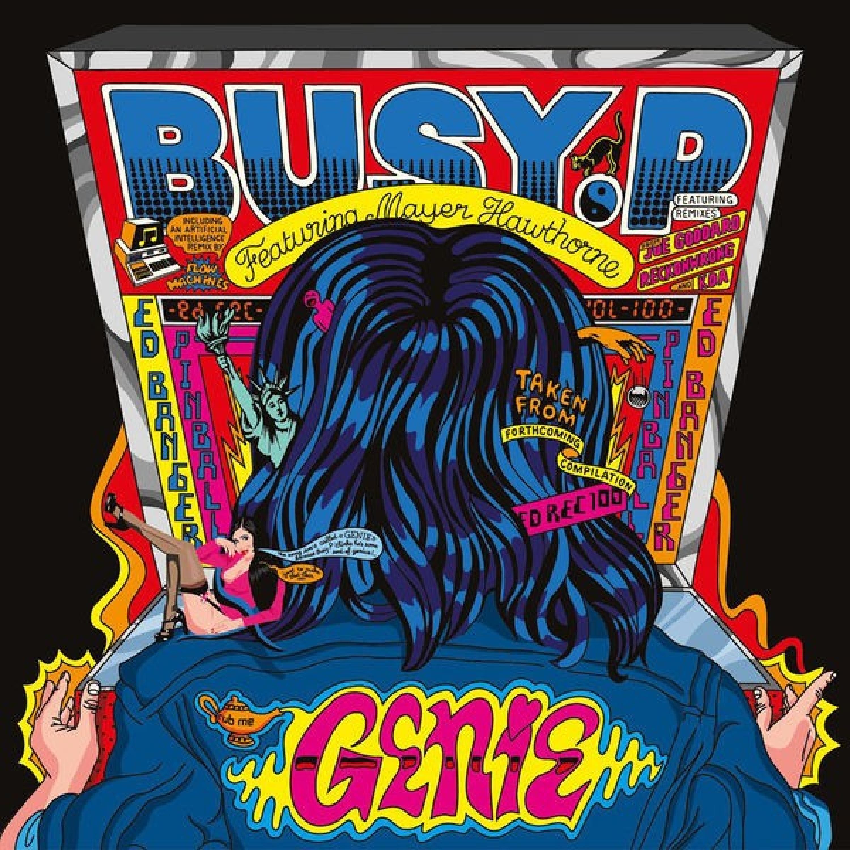 Busy P - Genie