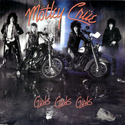 Mötley Crüe - All In The Name Of Rock