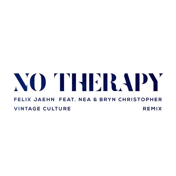 FELIX JAEHN - No Therapy (Vintage Culture Remix)