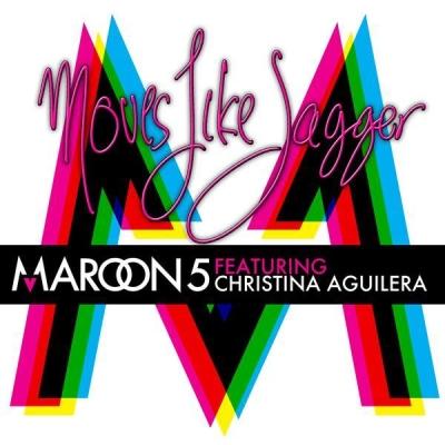 MAROON 5 - Moves Like Jagger (Feat. Christina Aguilera)