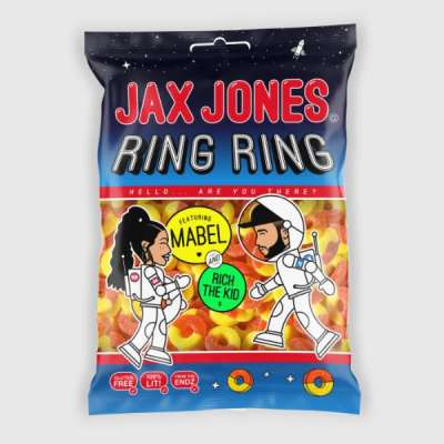 JAX JONES & MABEL - Ring Ring  [feat. Rich The Kid]
