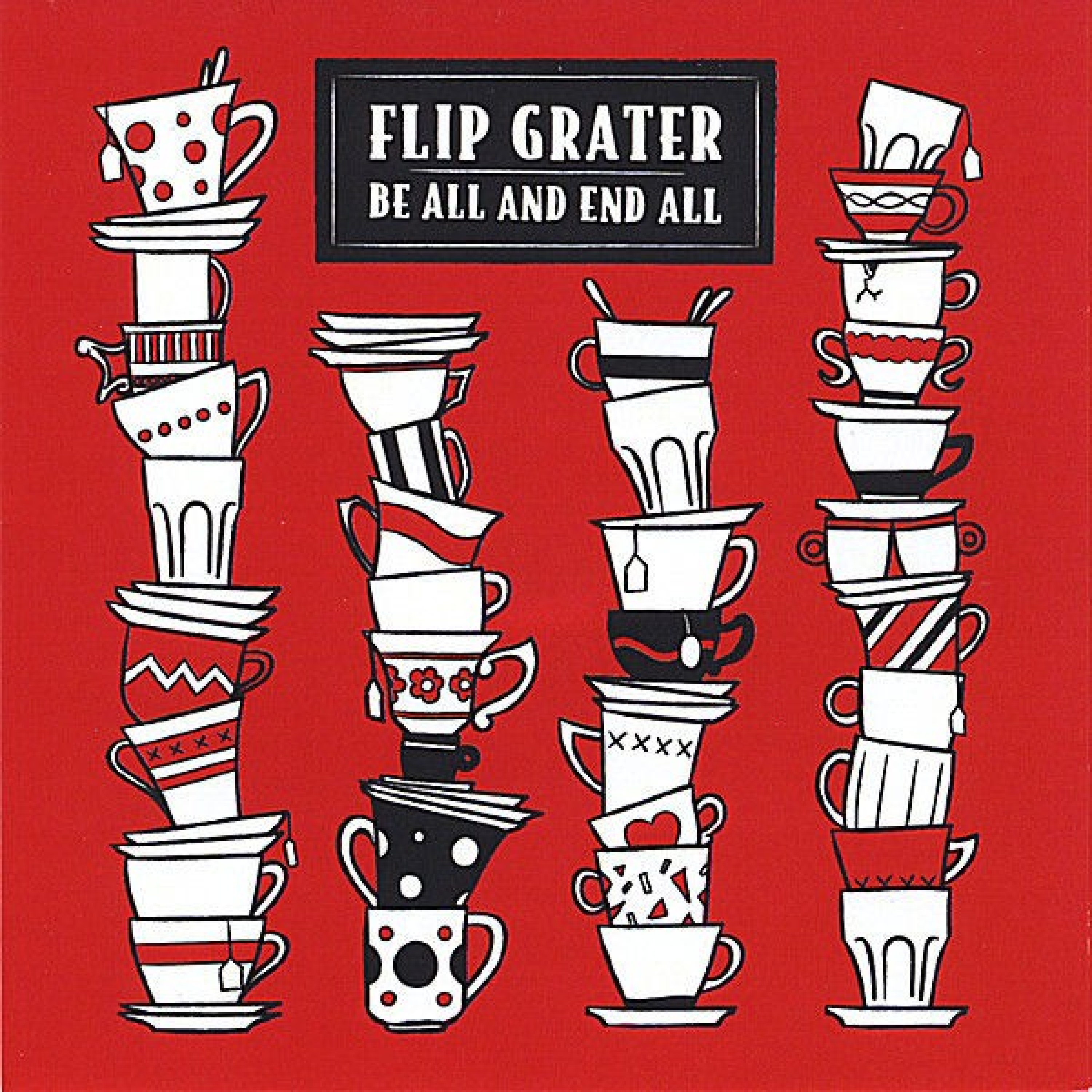 Flip Grater - Be All And End All