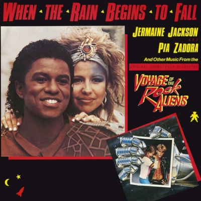 Pia Zadora and Jermain Jackson - When The Rain Begins To Fall