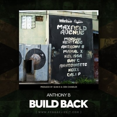 Anthony B - Build Back The Vibes