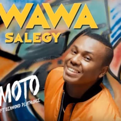 wawa Salegy Ft. diamond platnumz - moto (version longue)