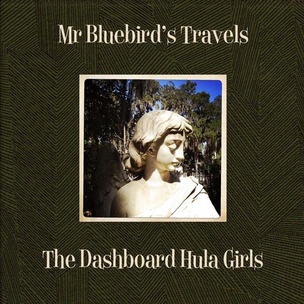 Dashboard Hula Girls - Mr Bluebird