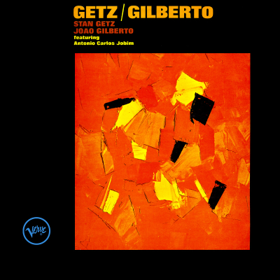 Stan Getz & João Gilberto - The Girl From Ipanema (45 RPM Issue)