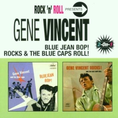 Gene Vincent - Jump Back, Honey, Jump Back
