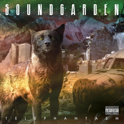 Sound Garden - Black Hole Sun