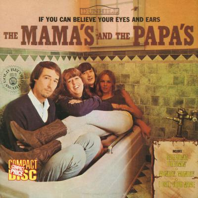 The Mamas & The Papas; Denny Doherty; Cass Elliot; John Phillips; Michelle Phillips - California Dreamin'