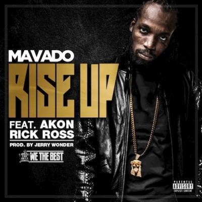 Mavado ft Akon & Rick Ross - Rise Up (Dirty)