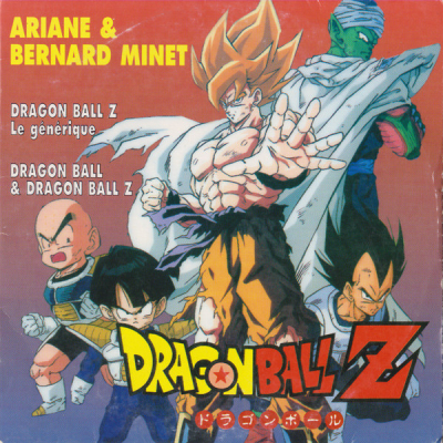 Bernard Minet - Dragon Ball Z Rap
