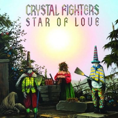Crystal Fighters - At home (Acoustic Version Edit)
