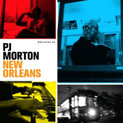 PJ Morton - Heavy