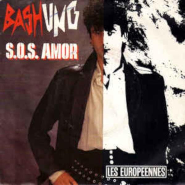 Alain Bashung - S.O.S. Amor (1984)