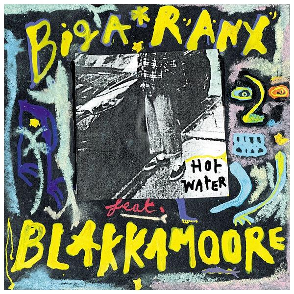 Biga*Ranx - Hot Water (Feat. Blakkamoore)