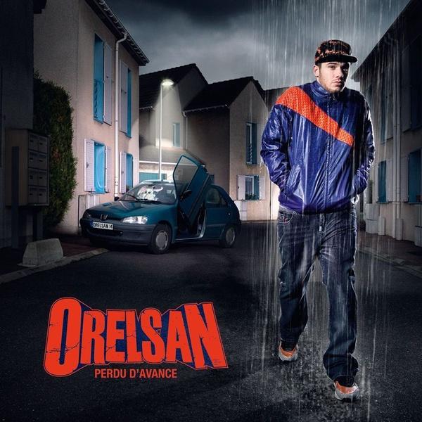 Orelsan - Logo Dans Le Ciel