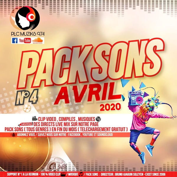 DJ JYNOCKS X ZOUK KOMPA REMIX X JDF  -  MON FLOW (2020)