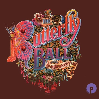 Roger Glover; Butterfly Ball - Love Is All