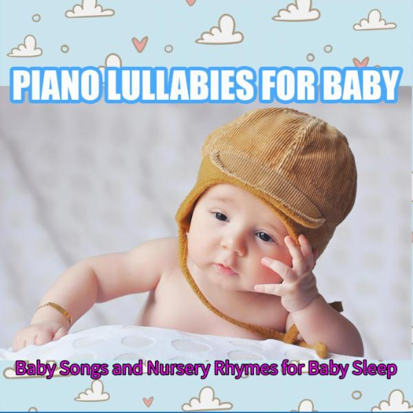 Baby Lullaby Music Academy, Sleeping Baby Songs, Baby Sleep Music Academy - Twinkle Twinkle Little Star (Piano Lullaby)