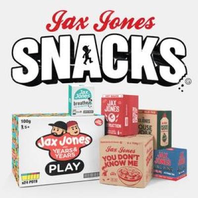 Jax Jones, Martin Solveig & Madison Beer - All Day and Night