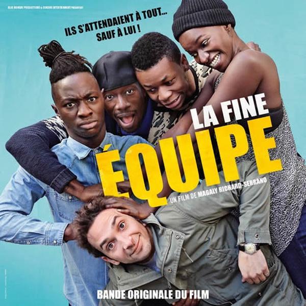 """Virginie Vaton, Franck Valmont & Jérôme Bensoussan - Doudou Pas Pleuré (Du Film """"La Fine Équipe"""", 2016)"""