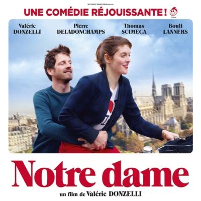 Philippe Jakko - Notre Dame, 2019 - Tribulations De Maud