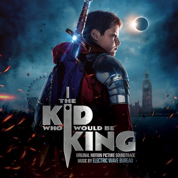 Electric Wave Bureau - The Kid Who Would Be King, 2019 - The Sword