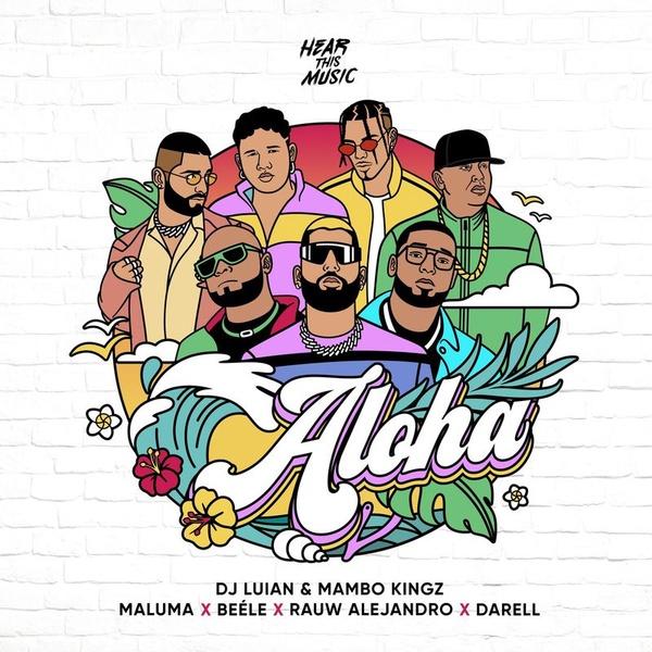 Maluma, Beele - Aloha