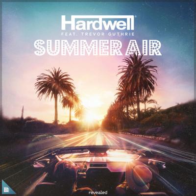 Hardwell, Trevor Guthrie - Summer Air