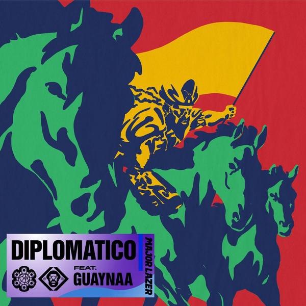 Major Lazer, Guaynaa - Diplomatico