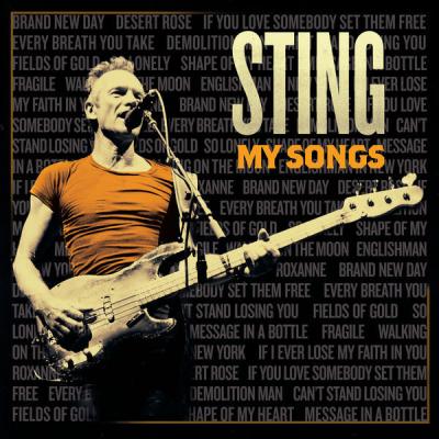 Sting - Demolition Man (My Songs Version)