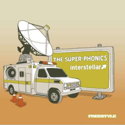 The Super Phonics - Studio 55