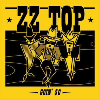 ZZ Top - Can't Stop Rockin' (2019 Remaster)